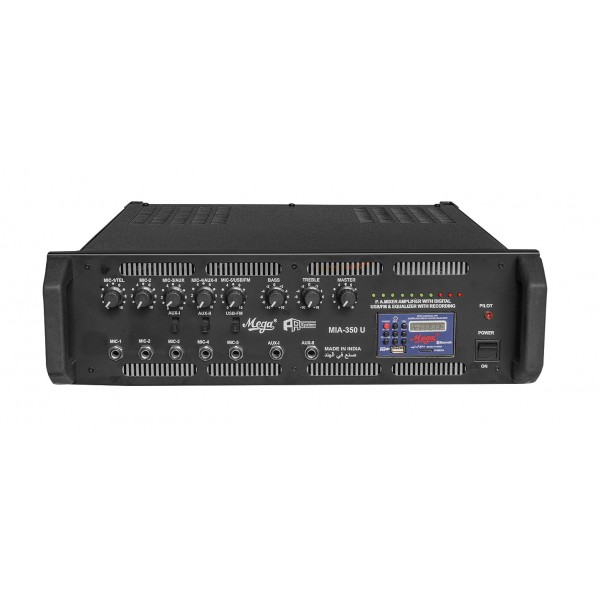 350WATTS  AMPLIFIER WITH CORDLESS MIKE