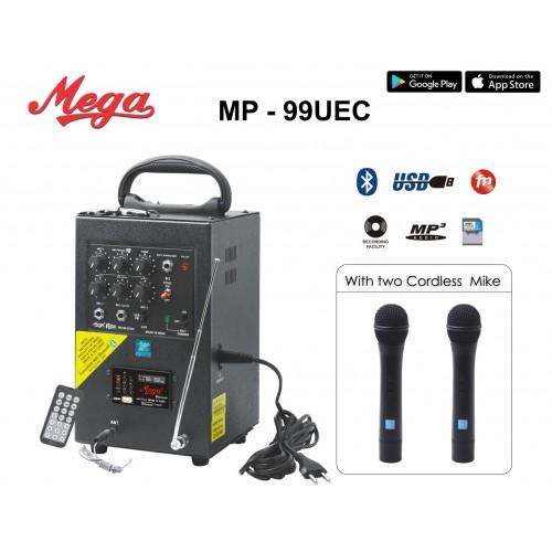MP 99UEC Portable P.A. System