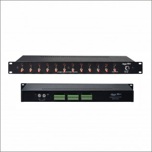 Zone Selector & Booster Amplifiers (4)