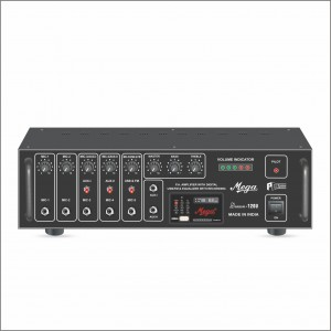 Medium Power Mixer Amplifiers (8)