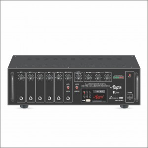 DJ & P.A. High Power Mixer Amplifiers (12)