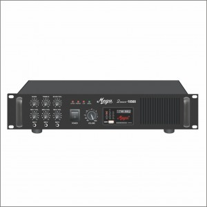 High Power Mixer Amplifiers (0)
