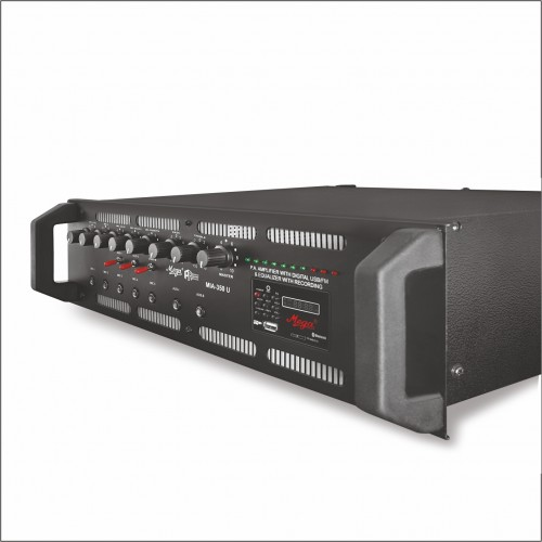 MIA-350U P.A High Power Mixer Amplifier