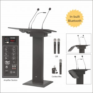 Power Podium with Laptop Table (1)